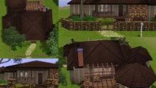 Design Rumah Sims Aku Baru Lah Puas Hati Main Haha