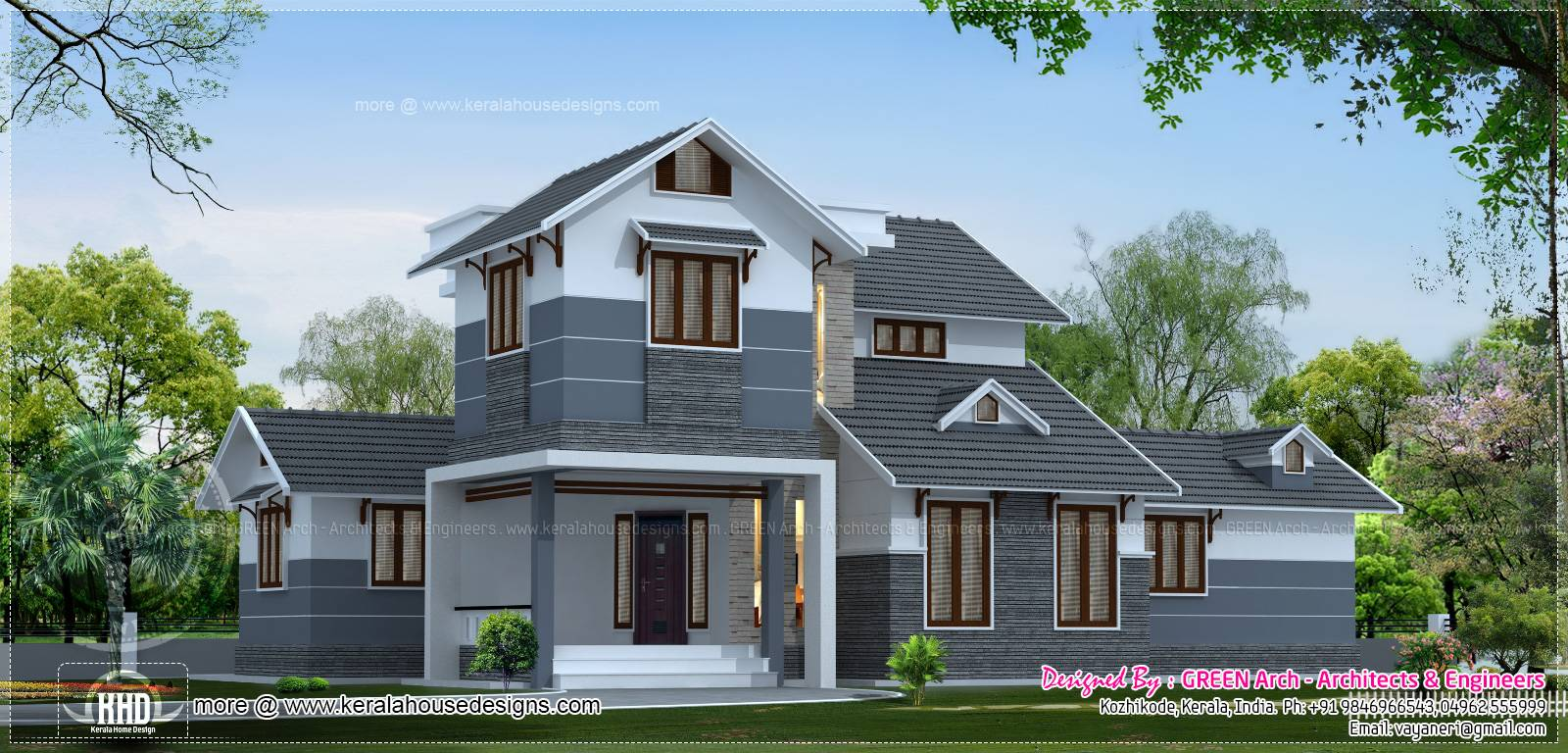 Home design types 2380 sq ft box type house kerala home design and - Admirable Awesome Different Types Of House Plans 18 Pictures House Plans Free Home Designs Photos Ideas