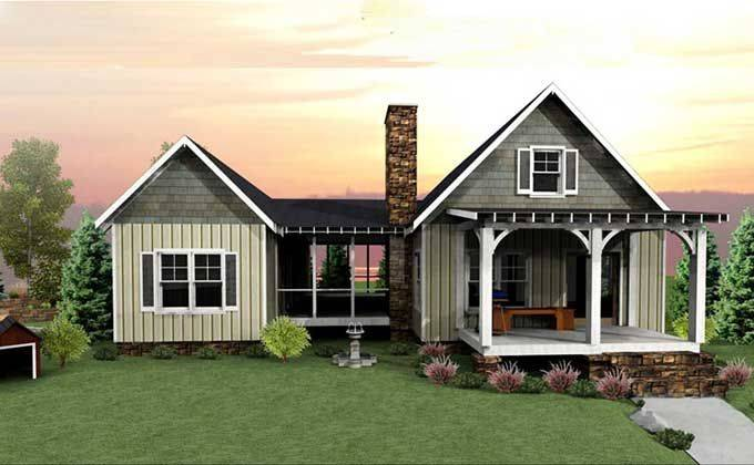 Dog Trot House Plans Duplex Dogtrot Southern Living House Plans