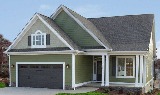 17 amazing house plans for narrow lots with front garage