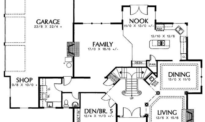 Staircase house plans House interior