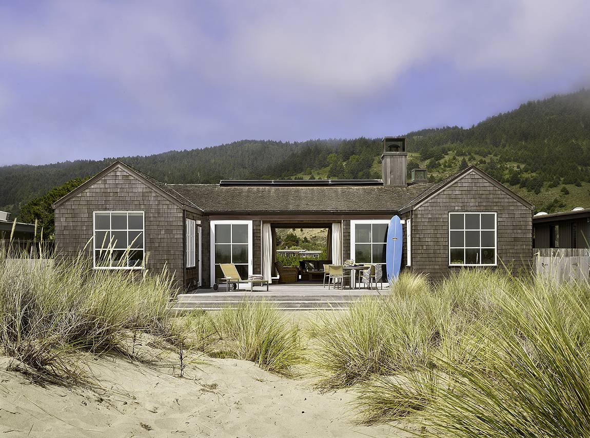 California beach cottage house plans
