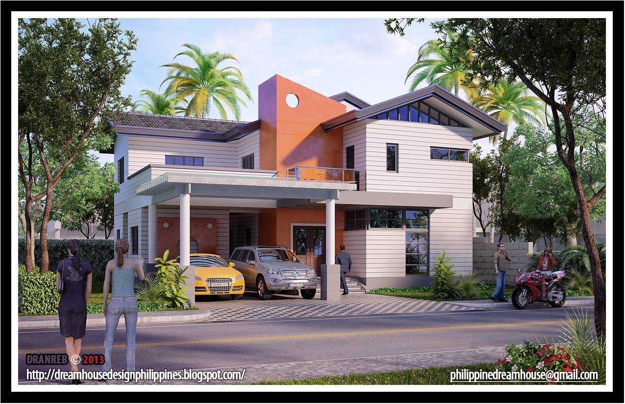 Dream house design in the philippines