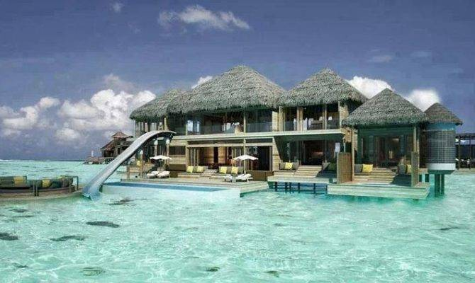 Dream beach house pictures