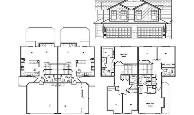 Smart Placement Floor Plans For Duplex Ideas House Plans 14438