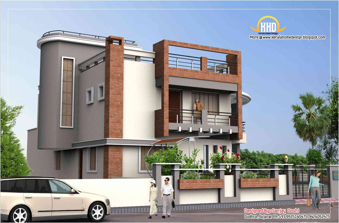 Duplex House Plans Gallery Modern House