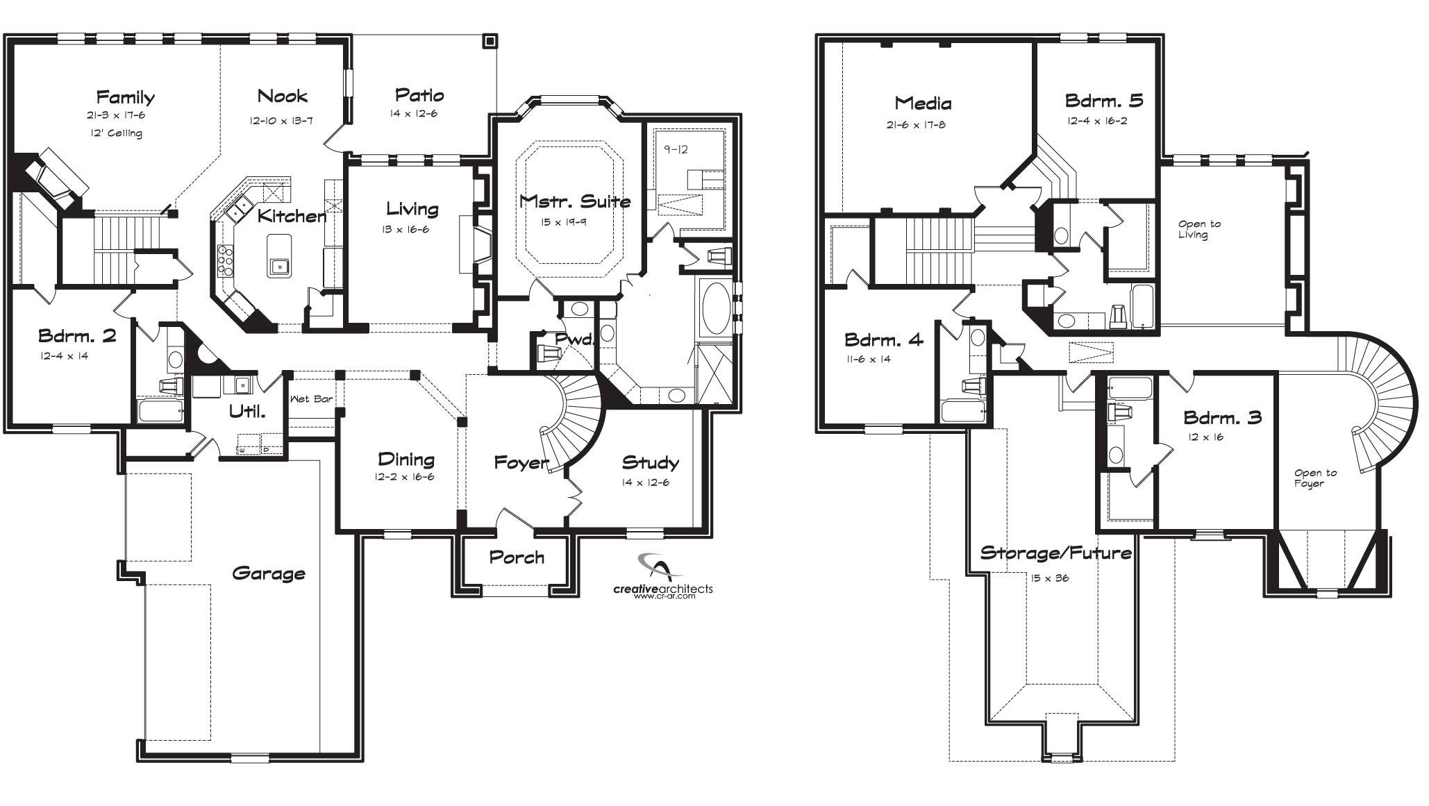 Eastwood Texas Best House Plans Creative Architects 298959 Bungalow House Plans Usa Bungalow Free Custom Home Plans