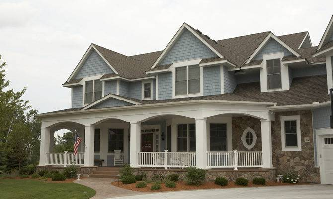 Shaker Style Exterior House PlansStyleHome Plans Ideas
