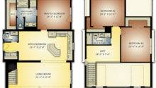 Elk Square Footage First Floor Second