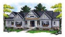 Eplans Ranch House Plan Cathedral Ceiling Exposed Wood Beams