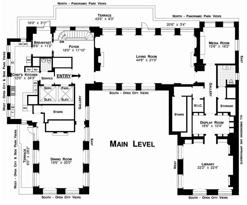 Magnificent Estalker More New York City Floor Plan Porn Christopher Jeffries Largest Home Design Picture Inspirations Pitcheantrous