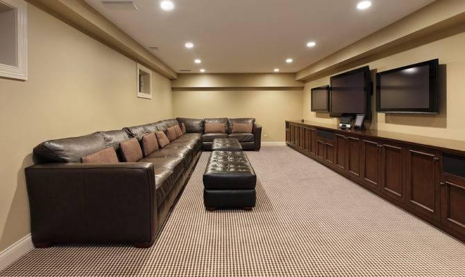 smart placement big basements ideas house plans 28626