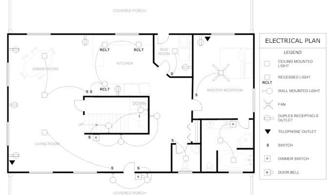 Electrical House Plans - Merzie.net