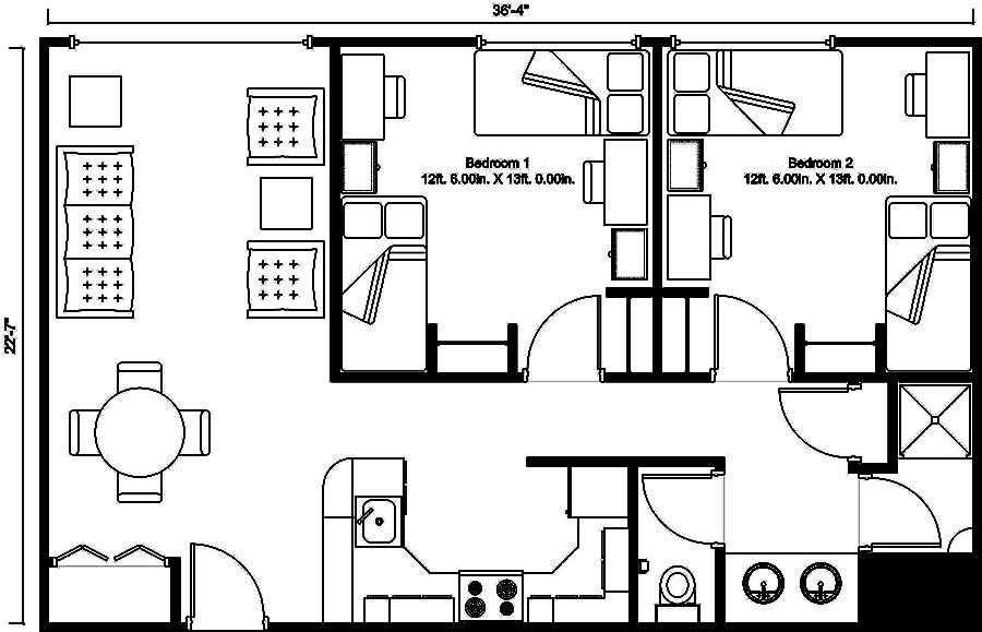 Floor Plans Apartments
