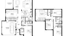 Floor Plans Fantastic Story Homes Addition Modern House