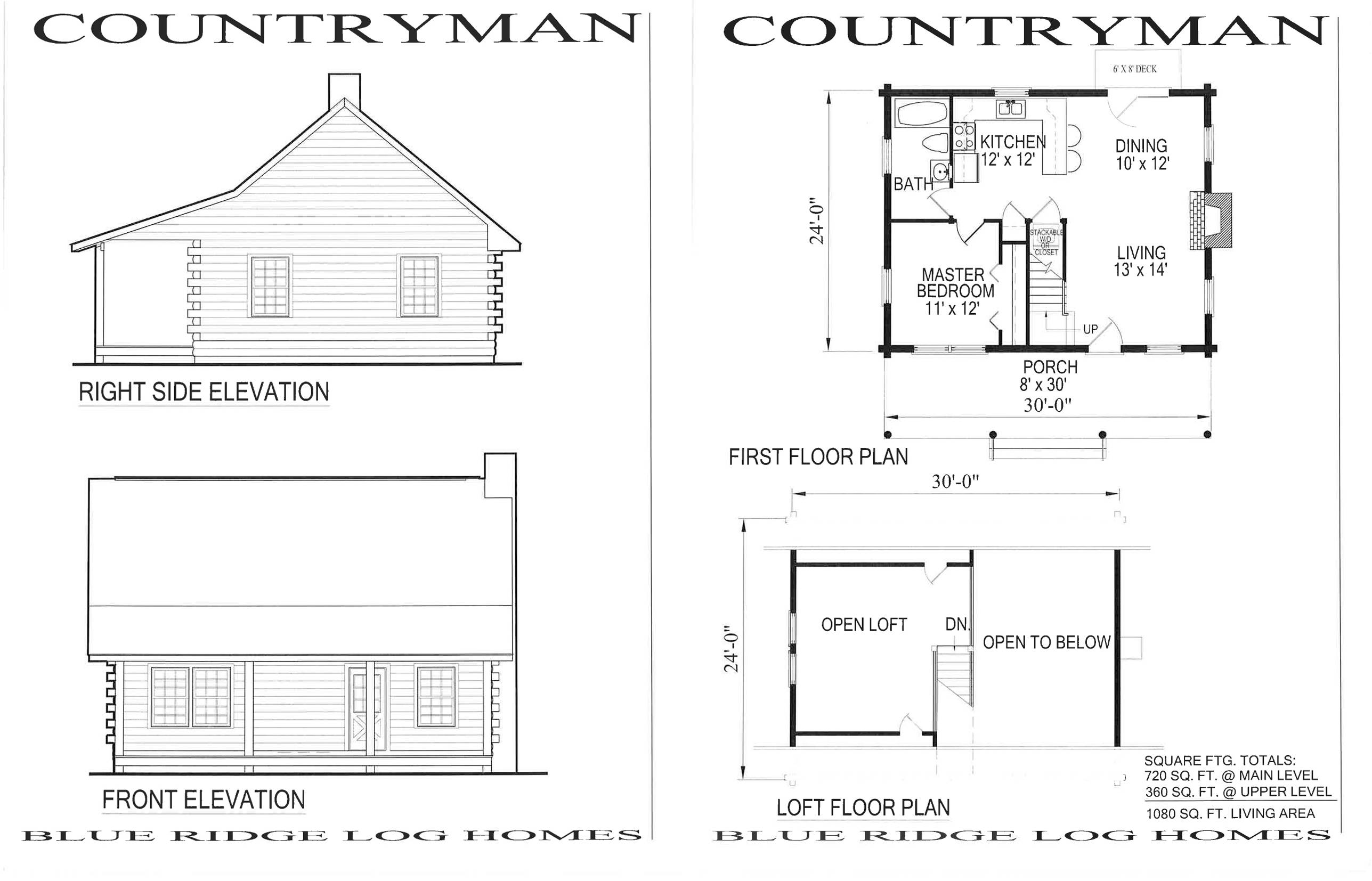 floor plans hunting cabins cabin cheap house plans 58797