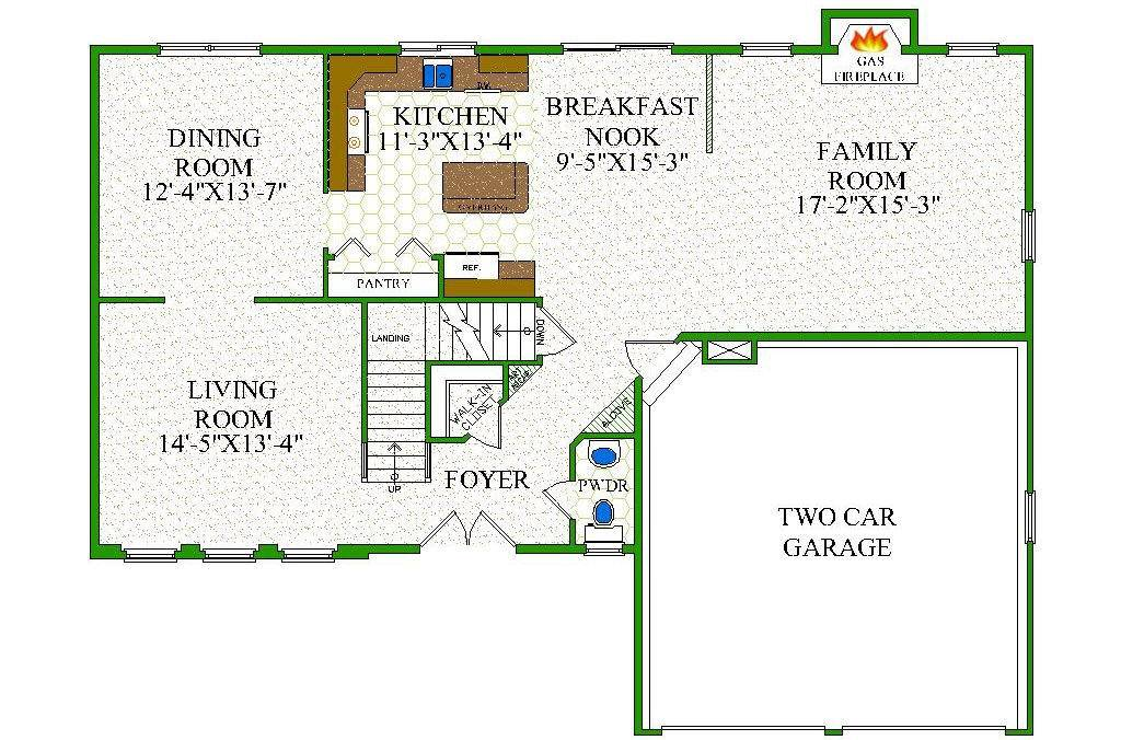 And Dining Rooms Leetszone Com On New House Plans Without