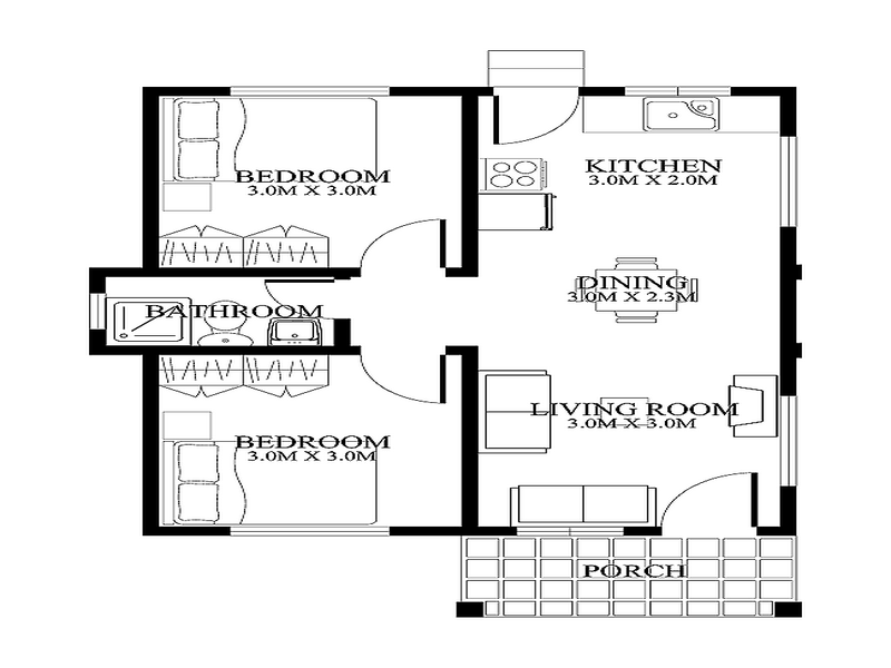 floor plan for small houses - Floor Plans For Small Houses