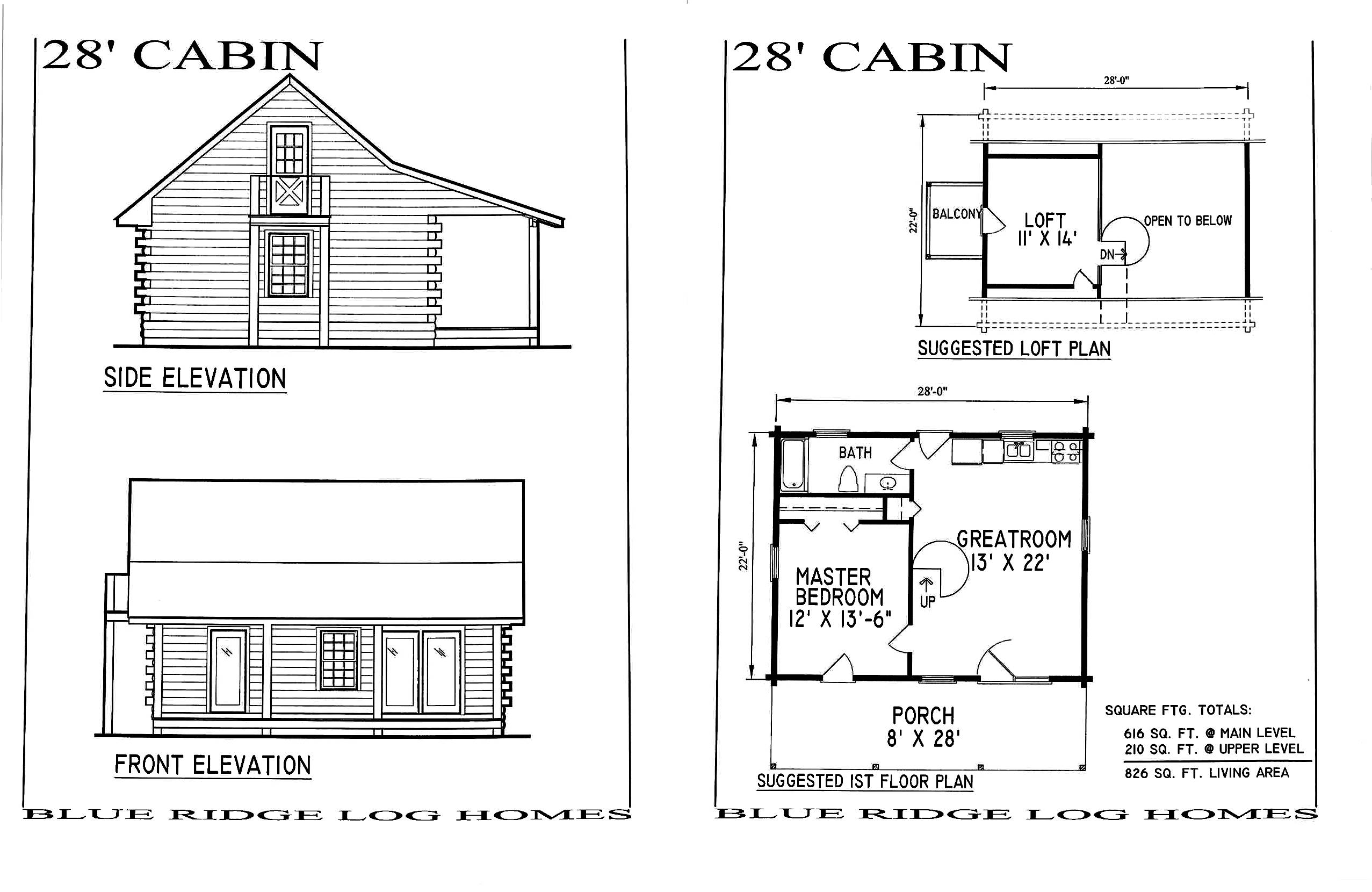 Small Log abin Floor Plans nd Pictures Inspiration - House Plans ... - ^