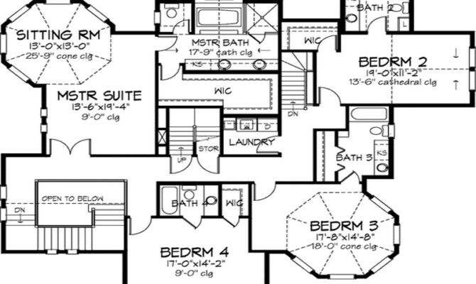 Victorian Houses Floor Plans House And Home Design - Victorian house plans and homes