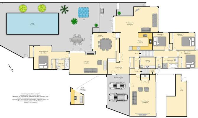 Large House Floor Plans. Large. Free Printable Images House Plans ...