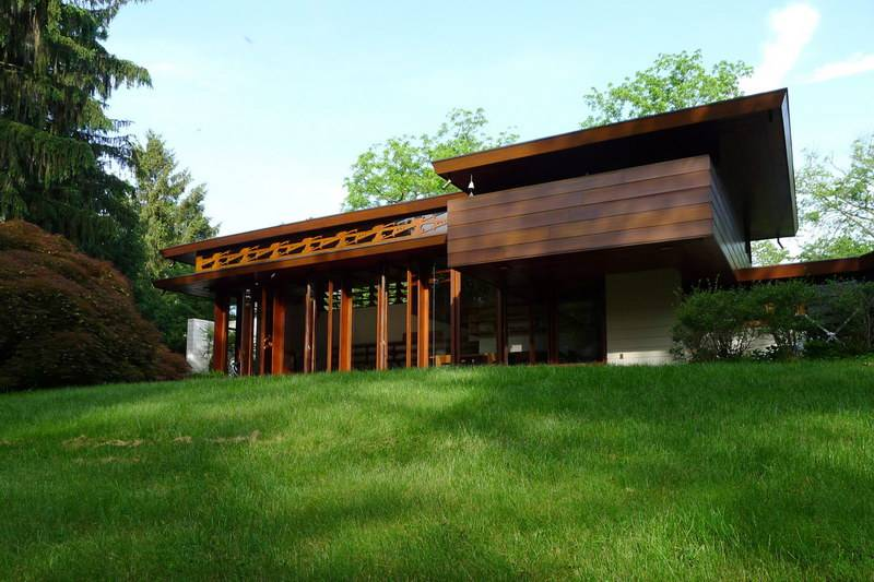 Frank Lloyd Wright Inspired House Plans Frank Lloyd Wright Home Designs Home  And Landscaping Design