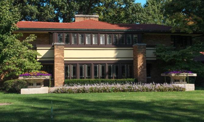Stunning Frank Lloyd Wright Inspired House Plans Ideas