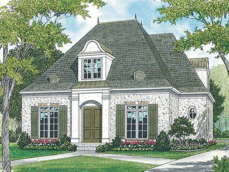 French Cottage Style Houses