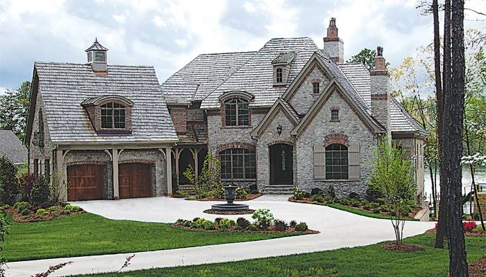 french country house plans 62766