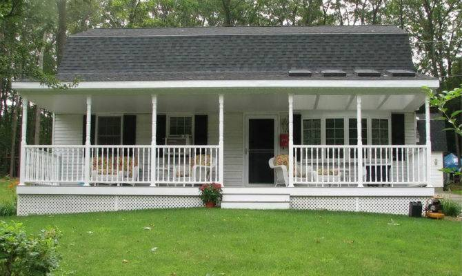 Front Porch Designs On Mobile Homes Home Design