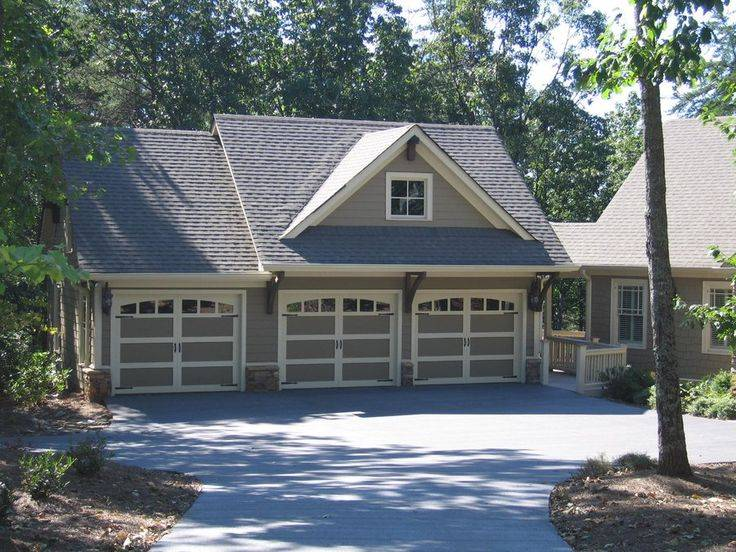 Garage Living Space Above Detached Car Country. 16 Artistic Garages With Living Space Above   House Plans   46613