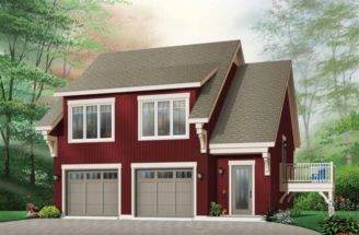 Garage Plan Square Feet Bedrooms Dream Home