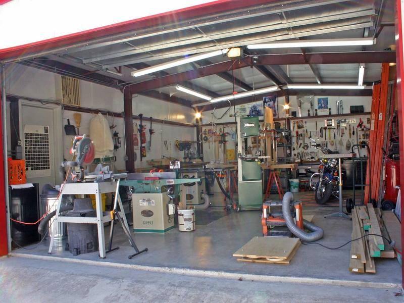 Garage Workshop Plans Large Shop. Garage Workshop Plans Large Shop   House Plans    8733