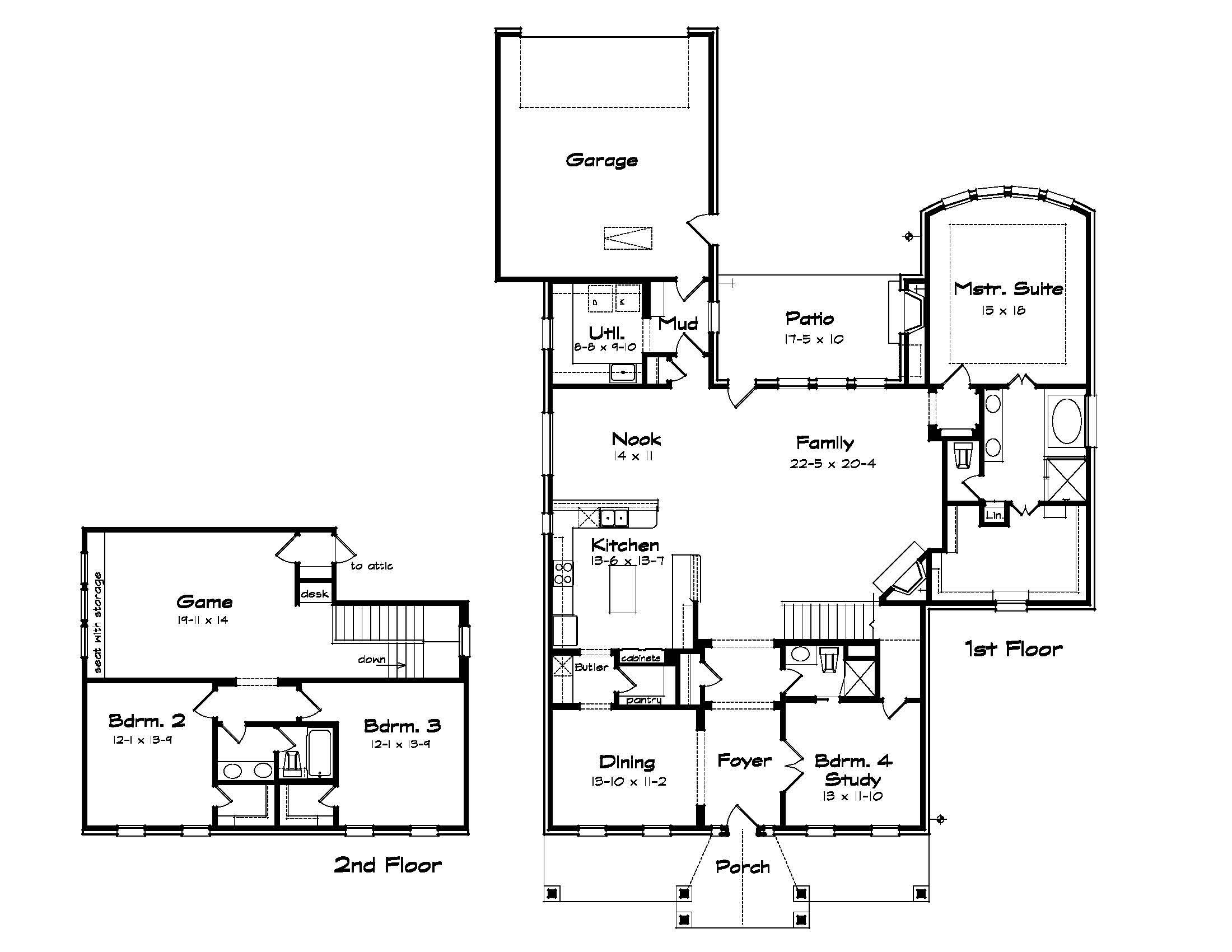 Best House Plans In Texas House Plans