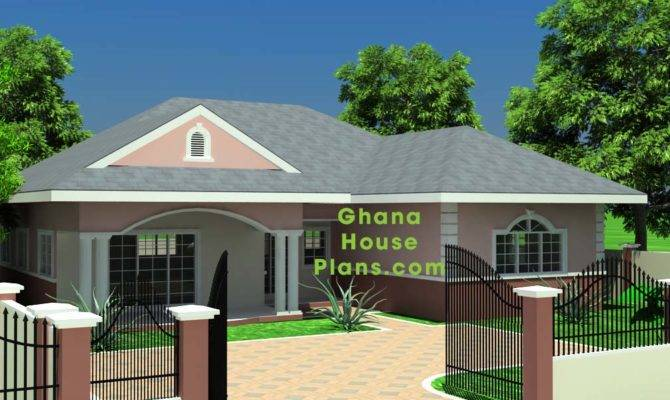 Ghana House Plans Ransford House And Home Design