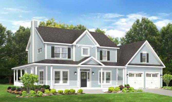 Inspiring House Plans Farmhouse Wrap Around Porch 18 Photo