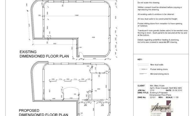 hair salon dimensioned floor plans house plans 3967 chapter 18 crazy notions dimensioned first floor plan