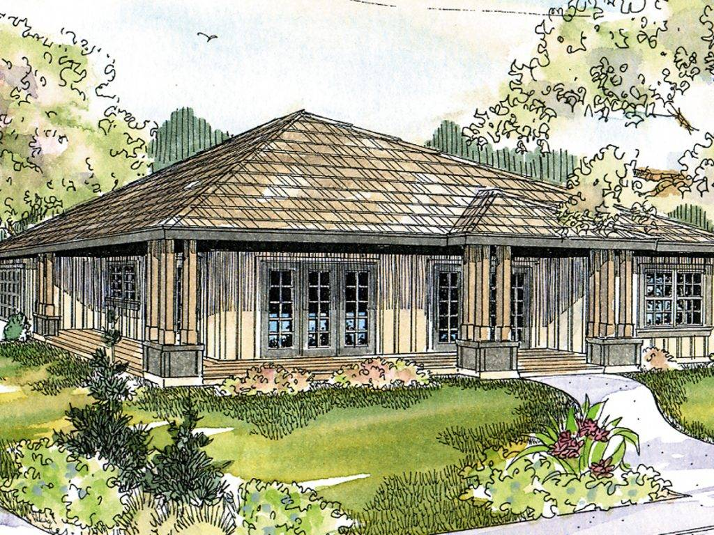 Astonishing Hip Roof House Plans Ideas Home Design Ideas Picture Gallery Largest Home Design Picture Inspirations Pitcheantrous