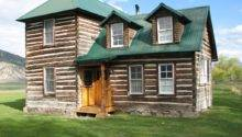 Historic Log Cabin Story Hand Hewn Next