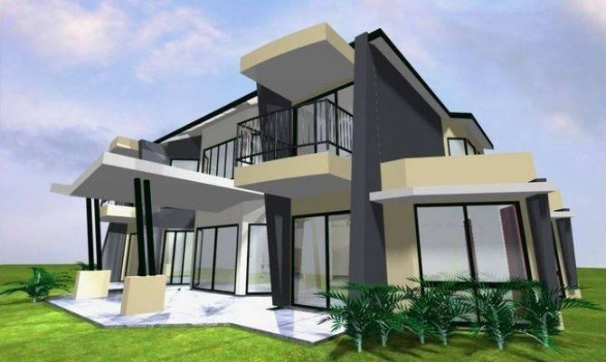 Concept Modern House Part 44