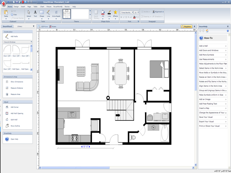 Make a floor plan 21 genius floor plans to build a house Building blueprint maker free
