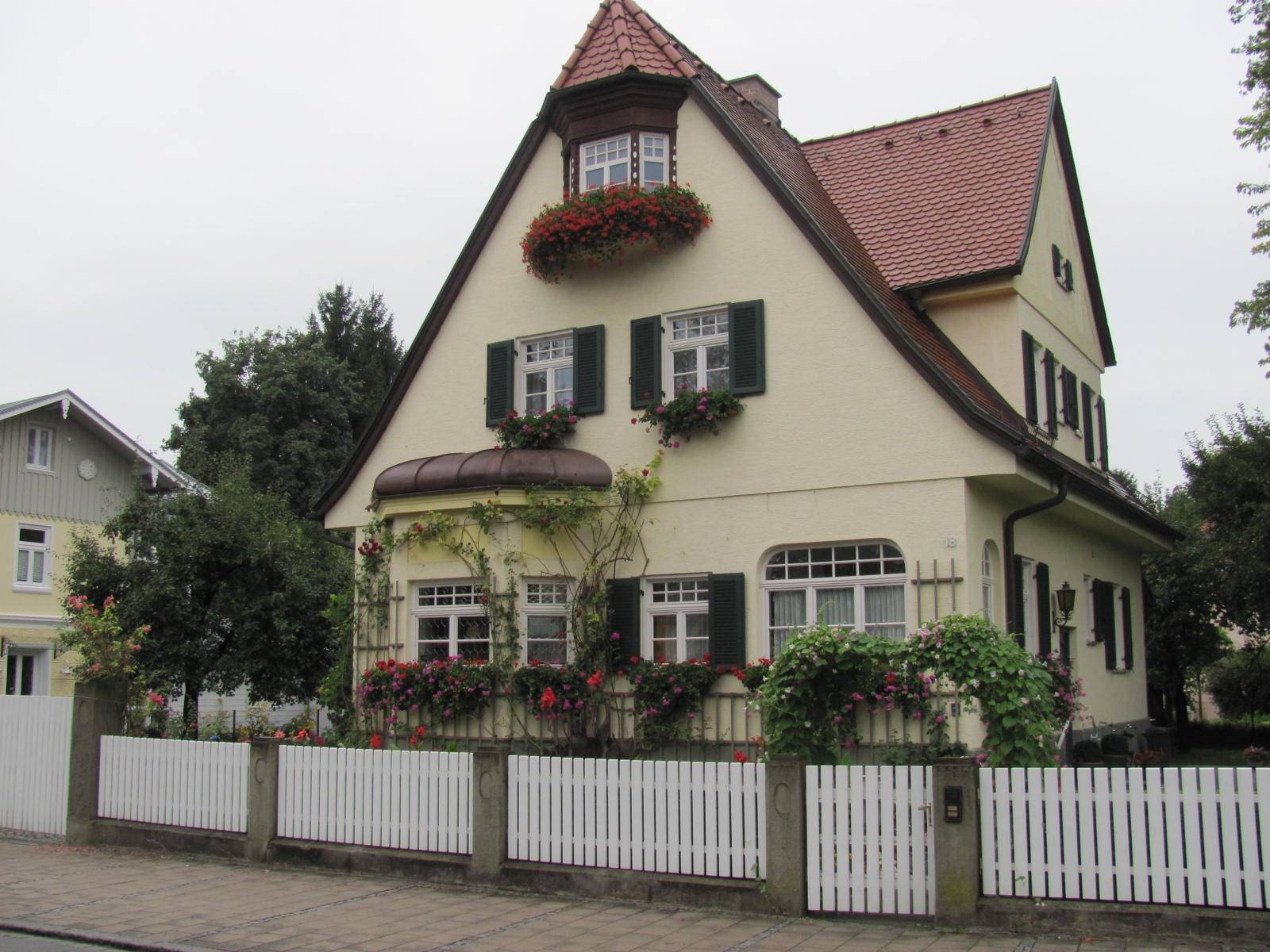 German style home plans