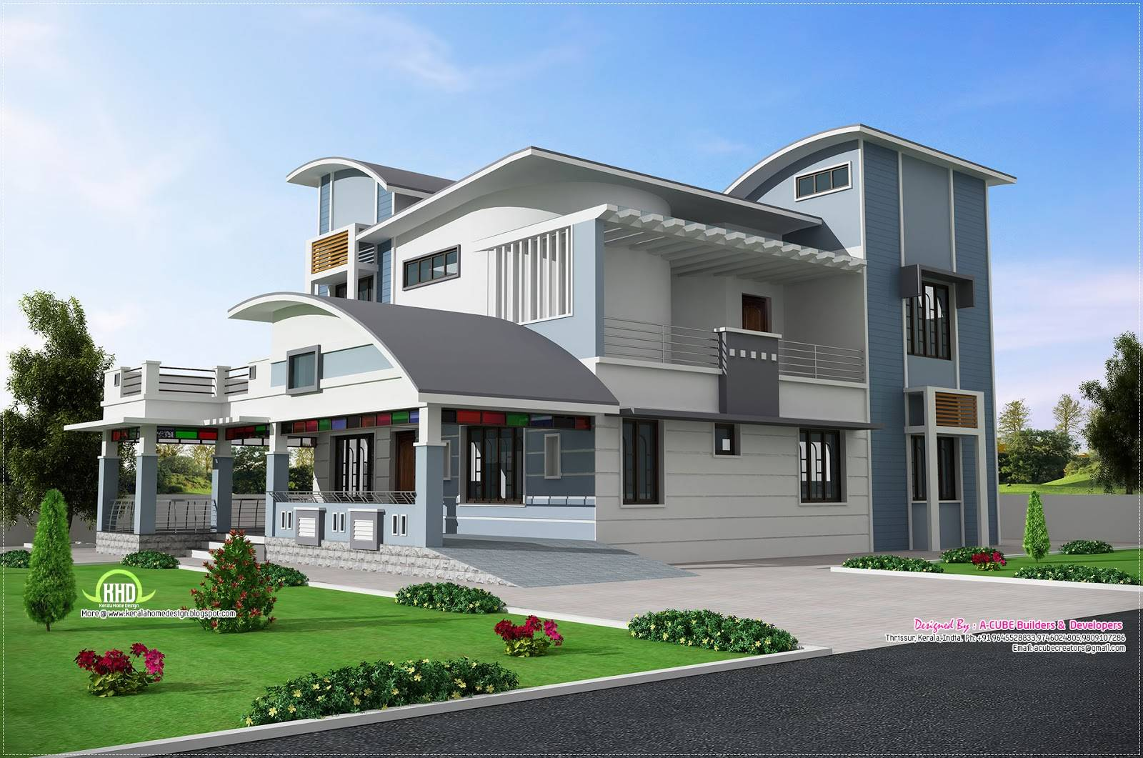 In nigeria youtube with bedroom bungalow house plans home interior perfly modern villa design house plans 15352