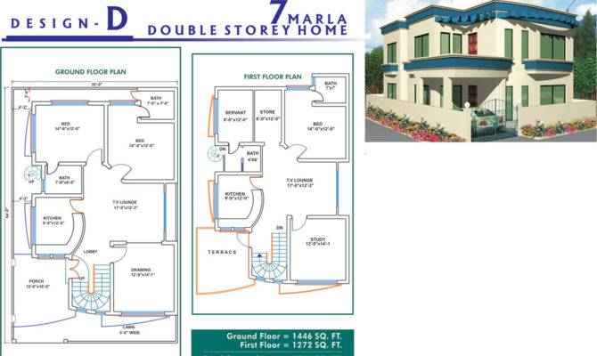24 Spectacular House Map Design - House Plans | 5992