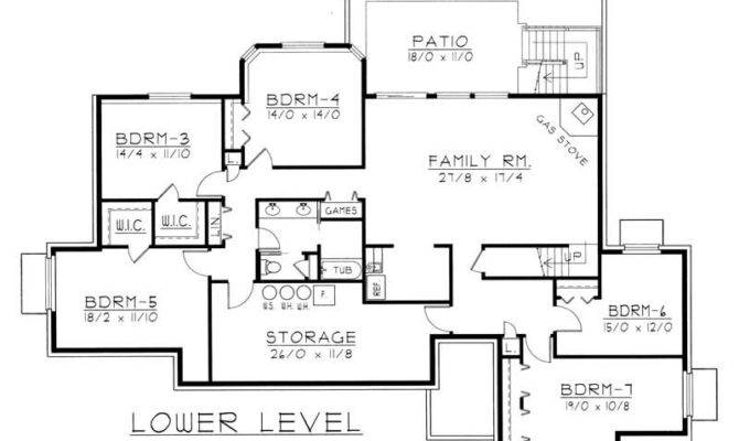 11 Best Photo Of House Plans With Inlaw Suite On First Floor Ideas
