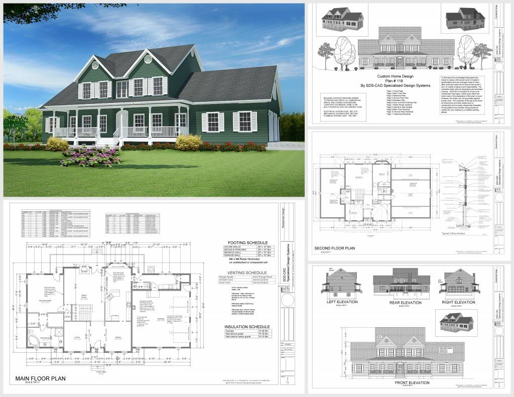 Custom build house plans modern house for Custom built house plans