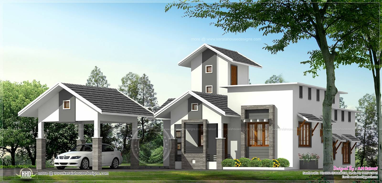 attractive car porch designs for houses #3: Car porch designs for houses