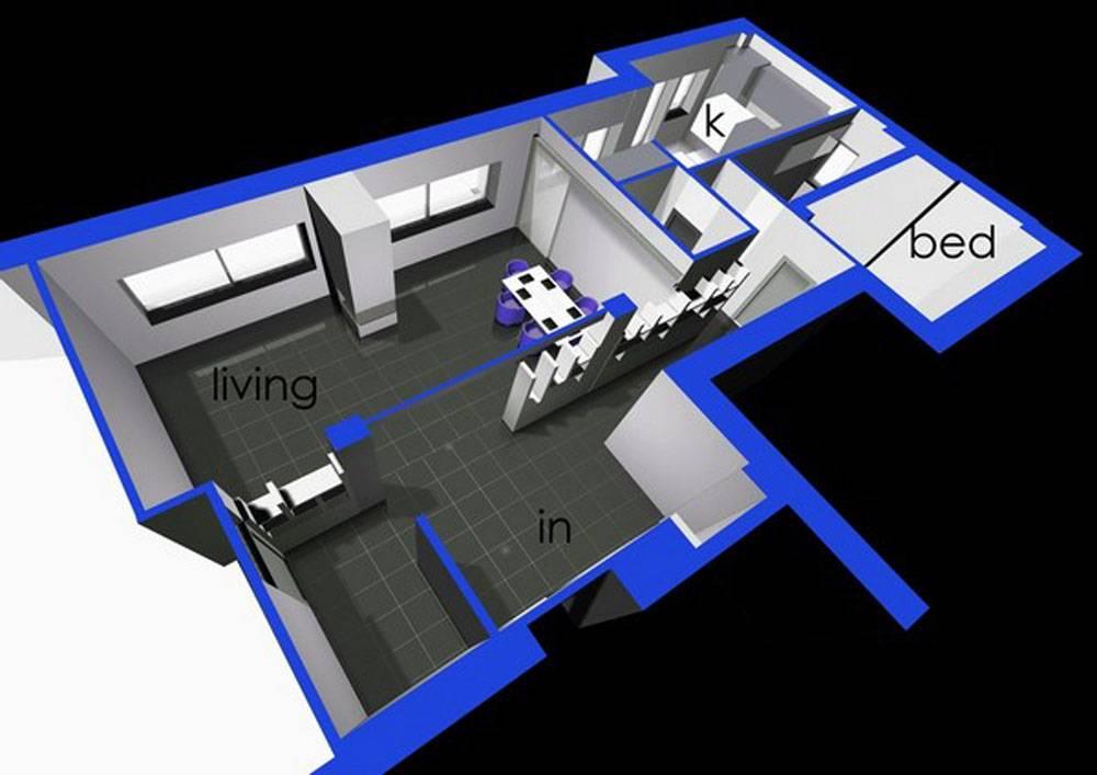 House Architecture Maps Designs - House Plans | #6010