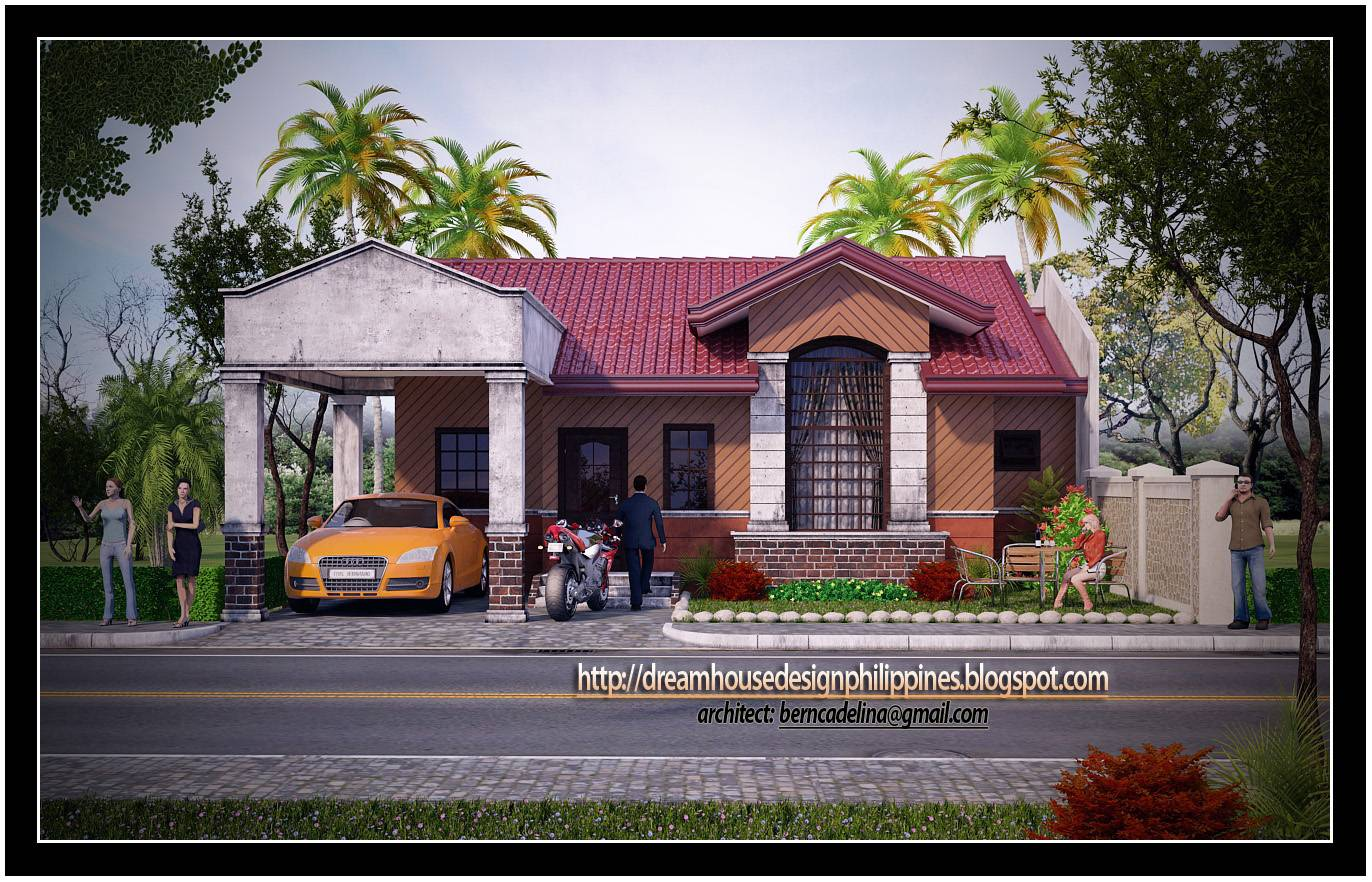 ... Bungalow House Designs And Floor Plans. on one floor bungalow house