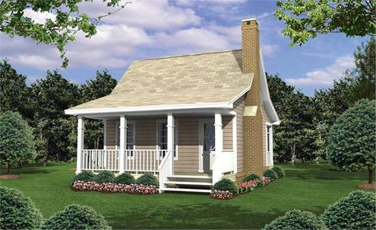 Stupendous House Dream Home Pinterest Cute Little Houses House Plans 11616 Largest Home Design Picture Inspirations Pitcheantrous